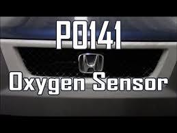 2006 honda odyssey check engine light codes honda check engine light p0141 oxygen sensor
