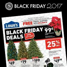 lowes black friday ad 2017 deals store hours ad scans