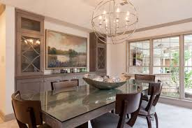 Transitional Dining Room Modern Chandeliers Images Modern