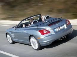 hardtop convertible cars future collectable chrysler crossfire