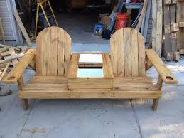 Wood Bench Seat Plans Bench Bench Cooler Projects Hog Creek Designs Cooler Bench Seat