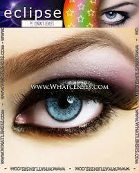 light blue eye contacts eclipse color light blue contact lenses pair