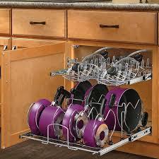 horizontal kitchen storage cabinets 15 kitchen cabinet organizers that will change your