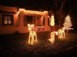 decoration outdoor lighted decorations for beautiful