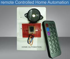 Home Automation by Ir Remote Controlled Home Automation 9 Steps With Pictures