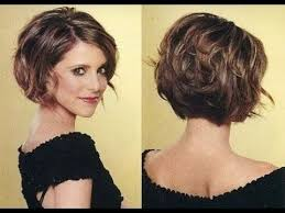 google com wavy short hairstyles how to long to short haircut tutotial step by step wavy short