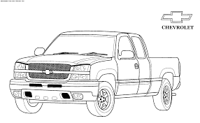 coloring pages chevrolet coloring pages mycoloring free