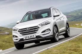 reviews on hyundai tucson hyundai tucson review 2017 autocar