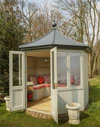 Summer House For Small Garden - 51 best garden sheds garden rooms pool houses images on