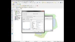 qgis viewshed tutorial qgis tutorial calculate area geospatial gis pinterest