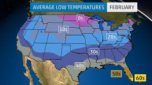us weather map today temperature monthly average temperatures weather