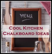 Decorative Chalkboard For Kitchen Decorative Kitchen Chalkboard