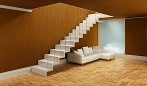 What Is The Best Flooring For Basements by The Best Baseboards For Basements Hunker