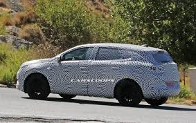 opel caught testing compact suv likely based on peugeot u0027s 3008