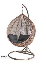Patio Egg Chair Egg Chair Outdoor Wicker Notable Tinkertonk Rattan Swing Patio
