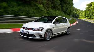gti volkswagen 2016 vw golf gti clubsport s 2016 review by car magazine