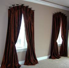 Window Curtains Rods Curtains Curtain Rods For Arched Windows Decor Decorate Curved