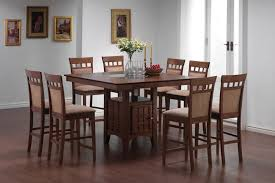 Counter Height Dining Room Table Sets Coaster Fine Furniture 101438 101219 Mix U0026 Match Counter Height