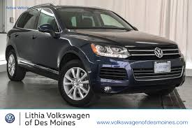 new and used volkswagen touareg for sale u s news u0026 world report