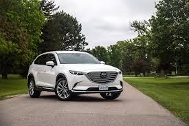 mazda suv canada review 2017 mazda cx 9 signature awd canadian auto review