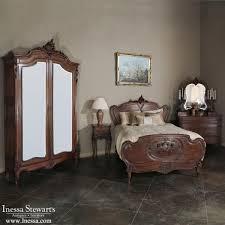 bedroom sets baton rouge 19th century french louis xv walnut bedroom set inessa stewart s