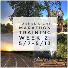 tunnel light marathon 2018 run hike play may 2018