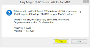 membuat flashable zip cwm philz touch recovery for all mtk devices mtk roms