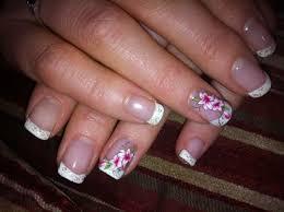 gel nail tip design ideas images nail art designs