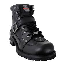 waterproof leather motorcycle boots milwaukee boots milwaukee road captain motorcycle boots jafrum
