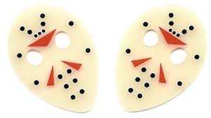 Jason Mask Clayton Friday The 13th Hockey Mask Guitar Picks 6 Pack