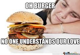 Burger Memes - murica love burgers