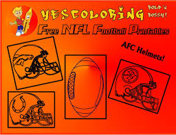 nfl football helmet coloring pages tight afc football helmet coloring pages