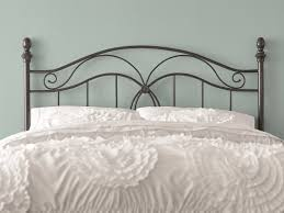 metal headboards you u0027ll love wayfair