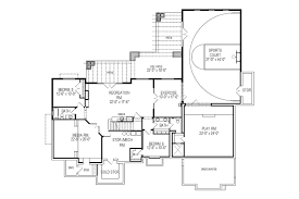 Craftsman Style House Plan 6 Beds 5 50 Baths 6680 Sq Ft Plan 920 24