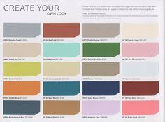 vintage inspired colour from the 1950s colour 1950s and paint