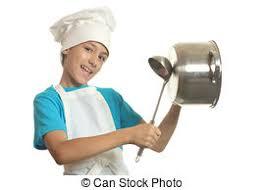 cuisine garcon garçon peu manger blanc brocoli cuisine nutrition