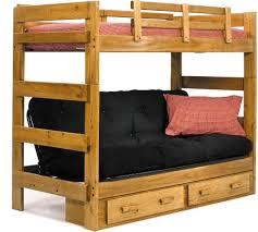 savannah twin over futon bunk bed hayneedle