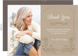 thank you cards for funeral sympathy thank you cards thank you for sympathy card