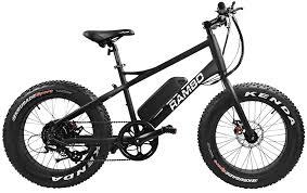Rugged Bikes Fat Tire Motor Bikes Rambo Bikes