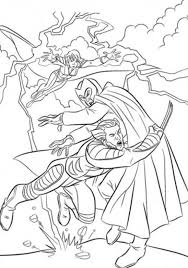 fighting iron man coloring pages print super heroes coloring