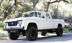 your own dodge truck driven icon 1965 dodge d200 power wagon pickuptrucks com
