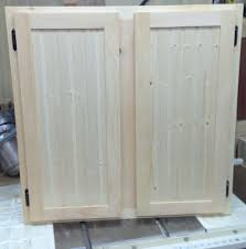 Unfinished Pine Cabinet Doors Unfinished Kitchen Cabinet Doors Picture Amepac Furniture