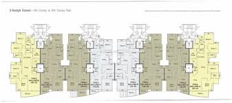 St Regis Residences Floor Plan Watermark Site U0026 Floor Plan Singapore Luxurious Property