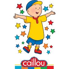 Caillou Standup 5 U0027 Tall Birthdayexpress