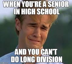 High School Senior Meme - 1990s first world problems meme imgflip