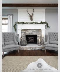 home design story christmas update 27 stunning fireplace tile ideas for your home christmas decor