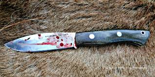 bark river kitchen knives best belt knife check out the ambush tundra