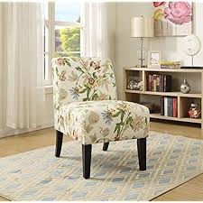 Floral Accent Chairs Living Room Floral Accent Chairs