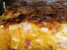 comment cuisiner les butternuts en gratin