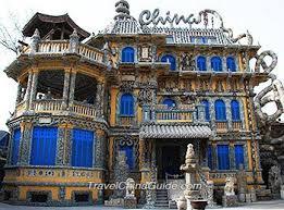 porcelain house china house tianjin